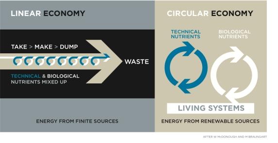 Circular-linear economy