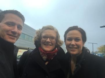 NG samarbeider bl.a. med H&M (Bendicte Eie) og Virke (Camilla Gramstad) for å fremme sirkeløkonomien.