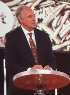Paul Poulman, CEO i Unilever